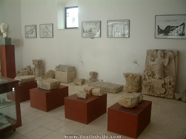 Városi Múzeum, Omiš