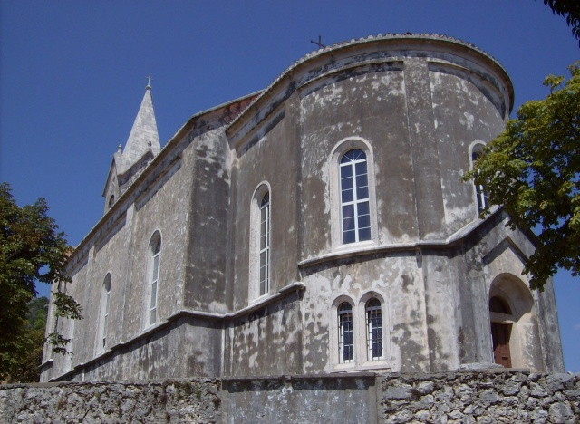 Szent Balázs templom, Janjina
