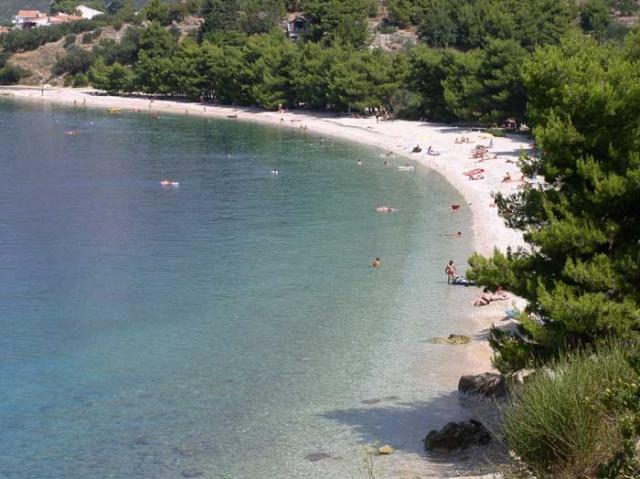 Strand, Tucepi