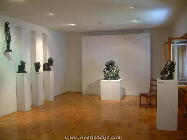 Mestrovic Galéria, Split