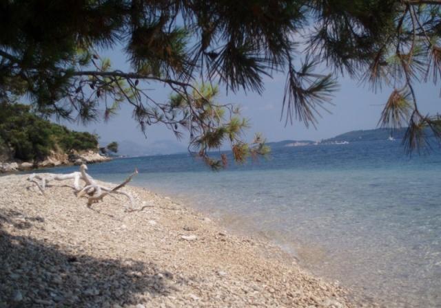 Ploča nudista strand