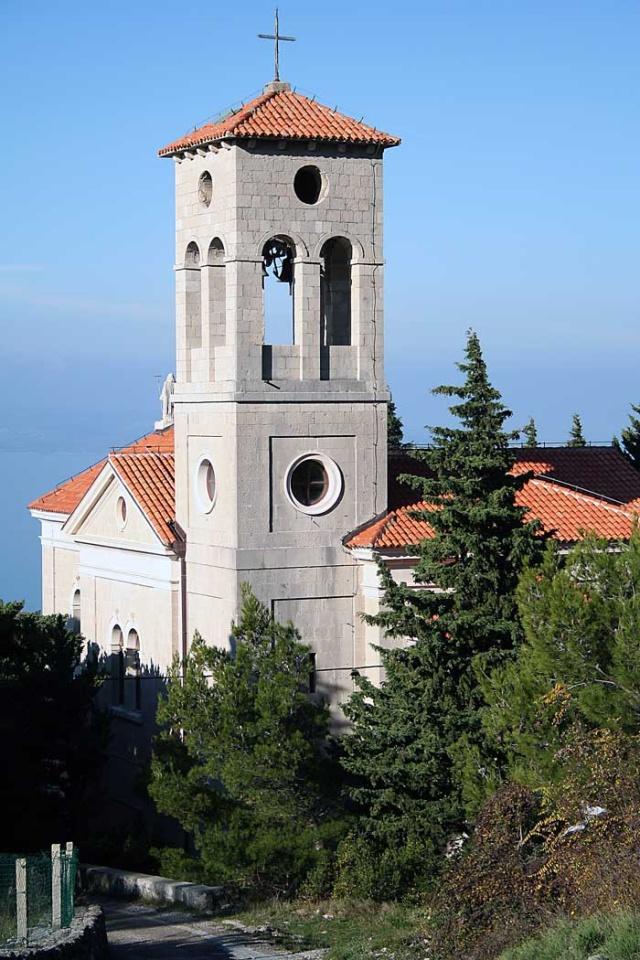 Szent Antal templom, Tucepi