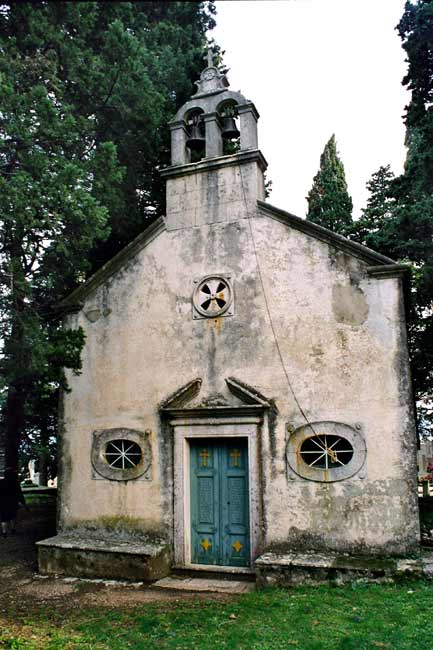 Szent István (Sv. Stjepan) templom, Janjina