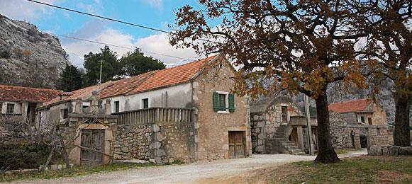 Marasovići tájház